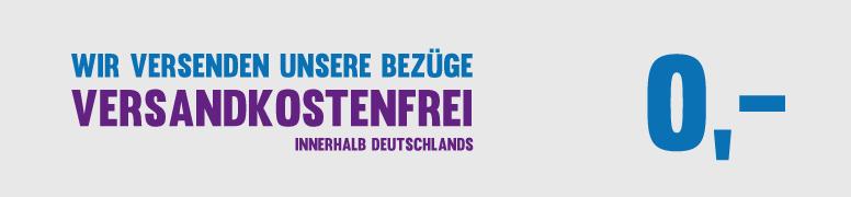 deutschlandweiter Versand kostenfrei!